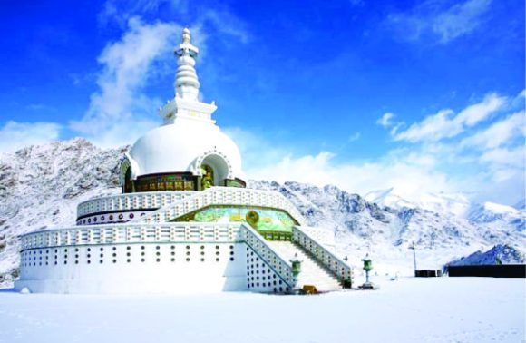 Trip To Leh – Ladakh